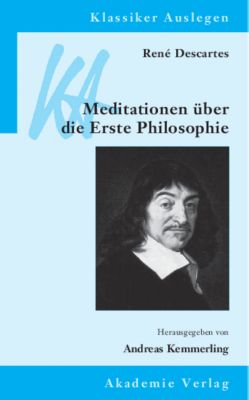 thesis on descartes meditations Find great deals for philosophical traditions: essays on descartes' meditations 4 (1986, paperback) shop with confidence on ebay.