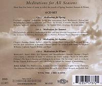 Meditations For All Seasons - Produktdetailbild 1
