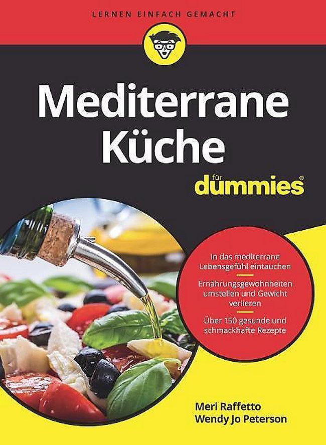 Mediterrane Küche für Dummies Buch versandkostenfrei bei Weltbild.de