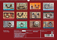 Mediterrane Türbeschläge (Wandkalender 2019 DIN A3 quer) - Produktdetailbild 13