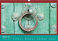 Mediterrane Türbeschläge (Wandkalender 2019 DIN A3 quer) - Produktdetailbild 10