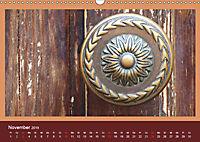 Mediterrane Türbeschläge (Wandkalender 2019 DIN A3 quer) - Produktdetailbild 11
