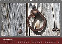 Mediterrane Türbeschläge (Wandkalender 2019 DIN A3 quer) - Produktdetailbild 9