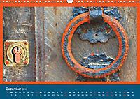 Mediterrane Türbeschläge (Wandkalender 2019 DIN A3 quer) - Produktdetailbild 12