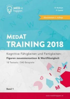 MEDithappen MedAT Training 2018, Bedirhan Boztepe, Pascal Casetti