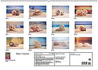 Meer Träumer - Muscheln und Schnecken Impressionen (Wandkalender 2019 DIN A2 quer) - Produktdetailbild 7