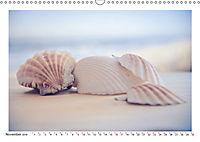 Meer Träumer - Muscheln und Schnecken Impressionen (Wandkalender 2019 DIN A3 quer) - Produktdetailbild 11