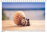 Meer Träumer - Muscheln und Schnecken Impressionen (Tischkalender 2019 DIN A5 quer) - Produktdetailbild 8