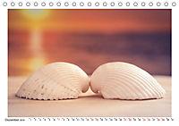 Meer Träumer - Muscheln und Schnecken Impressionen (Tischkalender 2019 DIN A5 quer) - Produktdetailbild 12