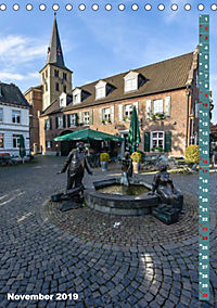 Meerbusch am Rhein (Tischkalender 2019 DIN A5 hoch) - Produktdetailbild 11
