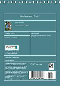 Meerbusch am Rhein (Tischkalender 2019 DIN A5 hoch) - Produktdetailbild 13