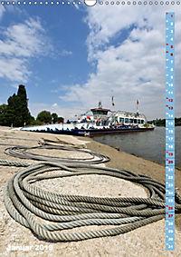 Meerbusch am Rhein (Wandkalender 2019 DIN A3 hoch) - Produktdetailbild 1
