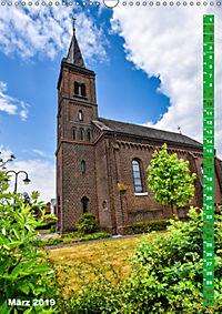 Meerbusch am Rhein (Wandkalender 2019 DIN A3 hoch) - Produktdetailbild 3