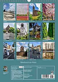 Meerbusch am Rhein (Wandkalender 2019 DIN A3 hoch) - Produktdetailbild 13