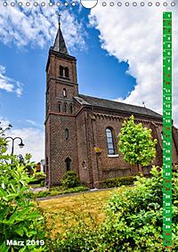 Meerbusch am Rhein (Wandkalender 2019 DIN A4 hoch) - Produktdetailbild 3