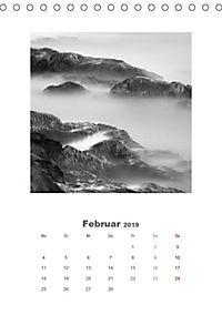 MEERESLANDSCHAFTEN IM YIN UND YANG (Tischkalender 2019 DIN A5 hoch) - Produktdetailbild 2