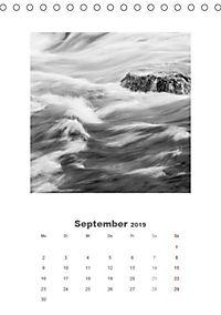 MEERESLANDSCHAFTEN IM YIN UND YANG (Tischkalender 2019 DIN A5 hoch) - Produktdetailbild 9