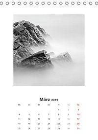 MEERESLANDSCHAFTEN IM YIN UND YANG (Tischkalender 2019 DIN A5 hoch) - Produktdetailbild 3