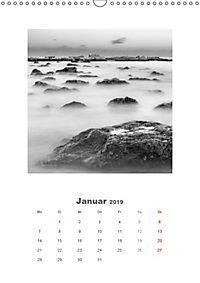 MEERESLANDSCHAFTEN IM YIN UND YANG (Wandkalender 2019 DIN A3 hoch) - Produktdetailbild 1