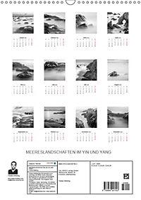 MEERESLANDSCHAFTEN IM YIN UND YANG (Wandkalender 2019 DIN A3 hoch) - Produktdetailbild 13