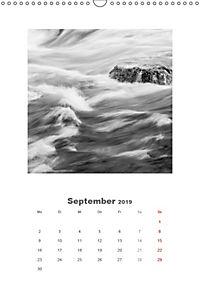 MEERESLANDSCHAFTEN IM YIN UND YANG (Wandkalender 2019 DIN A3 hoch) - Produktdetailbild 9