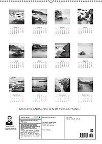 MEERESLANDSCHAFTEN IM YIN UND YANG (Wandkalender 2019 DIN A2 hoch) - Produktdetailbild 13
