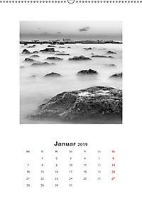 MEERESLANDSCHAFTEN IM YIN UND YANG (Wandkalender 2019 DIN A2 hoch) - Produktdetailbild 1
