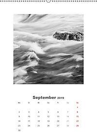 MEERESLANDSCHAFTEN IM YIN UND YANG (Wandkalender 2019 DIN A2 hoch) - Produktdetailbild 9