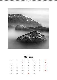 MEERESLANDSCHAFTEN IM YIN UND YANG (Wandkalender 2019 DIN A2 hoch) - Produktdetailbild 5