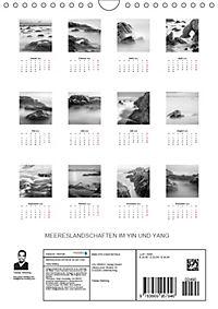 MEERESLANDSCHAFTEN IM YIN UND YANG (Wandkalender 2019 DIN A4 hoch) - Produktdetailbild 13