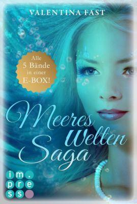 MeeresWeltenSaga: MeeresWeltenSaga: Alle 5 Bände der fantastischen Meerjungfrau-Reihe in einer E-Box!, Valentina Fast