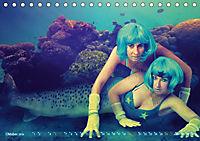Meerjungfrauen (Tischkalender 2019 DIN A5 quer) - Produktdetailbild 10