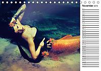 Meerjungfrauen (Tischkalender 2019 DIN A5 quer) - Produktdetailbild 11