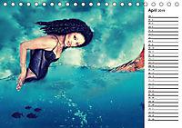 Meerjungfrauen (Tischkalender 2019 DIN A5 quer) - Produktdetailbild 4