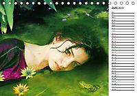 Meerjungfrauen (Tischkalender 2019 DIN A5 quer) - Produktdetailbild 6