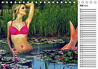 Meerjungfrauen (Tischkalender 2019 DIN A5 quer) - Produktdetailbild 5