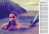 Meerjungfrauen (Tischkalender 2019 DIN A5 quer) - Produktdetailbild 12