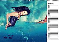 Meerjungfrauen (Wandkalender 2019 DIN A2 quer) - Produktdetailbild 4