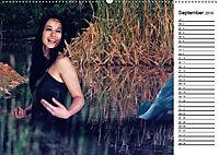 Meerjungfrauen (Wandkalender 2019 DIN A2 quer) - Produktdetailbild 9