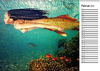 Meerjungfrauen (Wandkalender 2019 DIN A2 quer) - Produktdetailbild 2