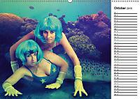 Meerjungfrauen (Wandkalender 2019 DIN A2 quer) - Produktdetailbild 10