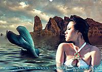 Meerjungfrauen (Wandkalender 2019 DIN A2 quer) - Produktdetailbild 7