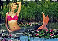 Meerjungfrauen (Wandkalender 2019 DIN A2 quer) - Produktdetailbild 5