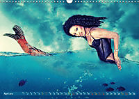Meerjungfrauen (Wandkalender 2019 DIN A3 quer) - Produktdetailbild 4