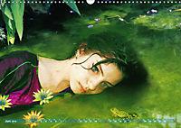 Meerjungfrauen (Wandkalender 2019 DIN A3 quer) - Produktdetailbild 6