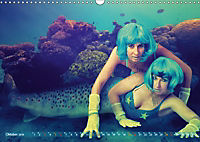 Meerjungfrauen (Wandkalender 2019 DIN A3 quer) - Produktdetailbild 10