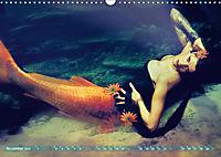 Meerjungfrauen (Wandkalender 2019 DIN A3 quer) - Produktdetailbild 11