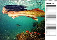 Meerjungfrauen (Wandkalender 2019 DIN A3 quer) - Produktdetailbild 2