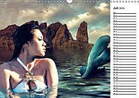 Meerjungfrauen (Wandkalender 2019 DIN A3 quer) - Produktdetailbild 7