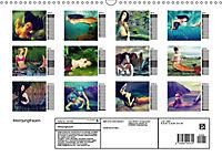 Meerjungfrauen (Wandkalender 2019 DIN A3 quer) - Produktdetailbild 13
